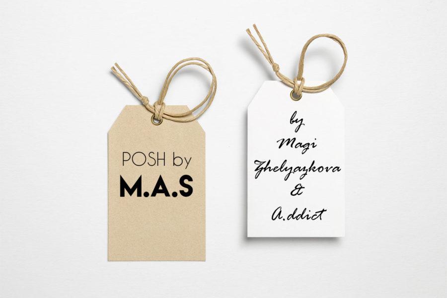 Posh by M.A.S