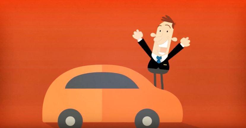 Анимирано рекламно видео за Swissavto