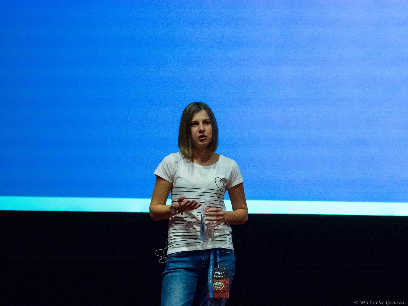 Лектор на WprdCamp Sofia 2018