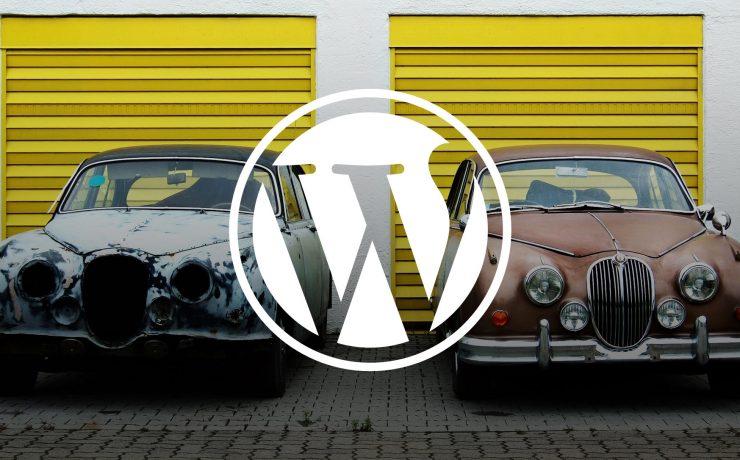Обновяване на WordPress