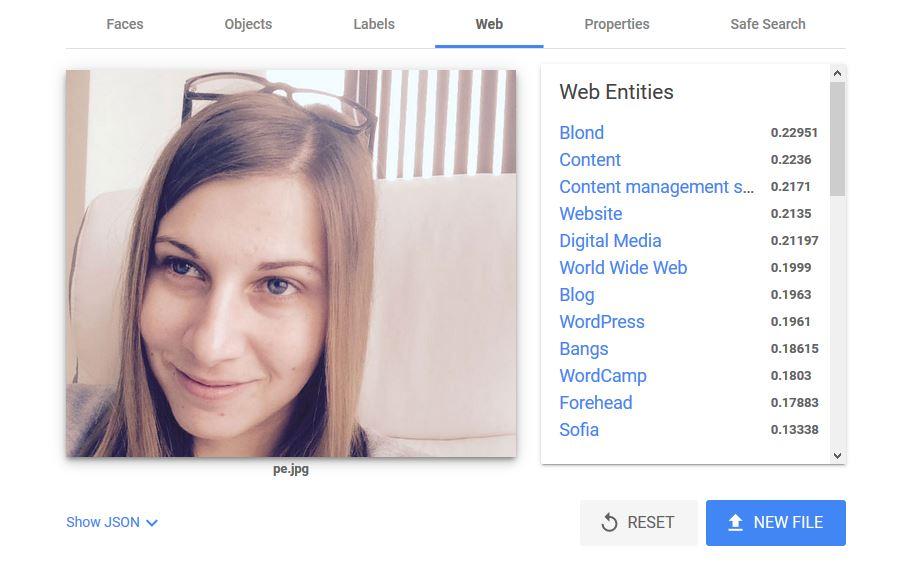 оптимизиране на изображения - Vision AI - web