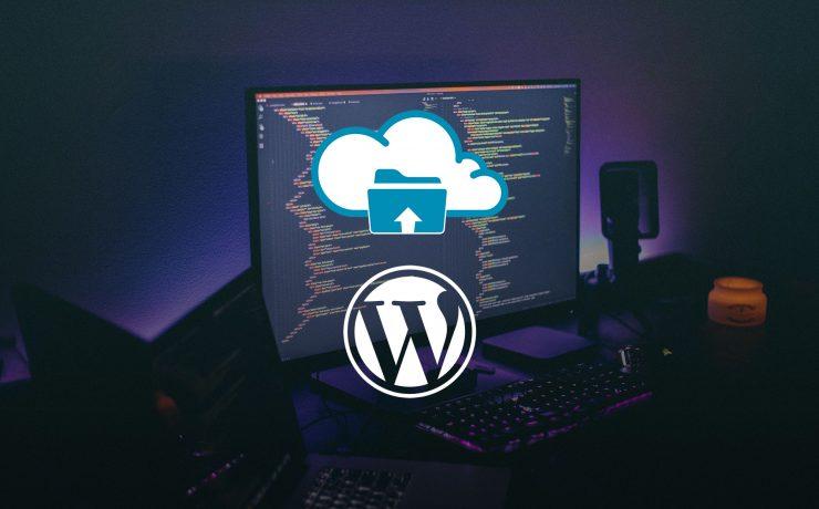 BackUp на WordPress уеб сайт